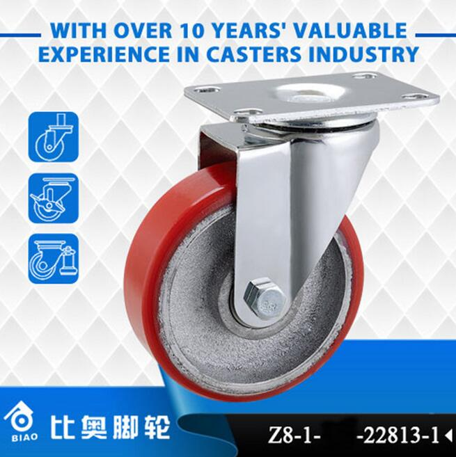 4 inch casters in Zhongshan casters